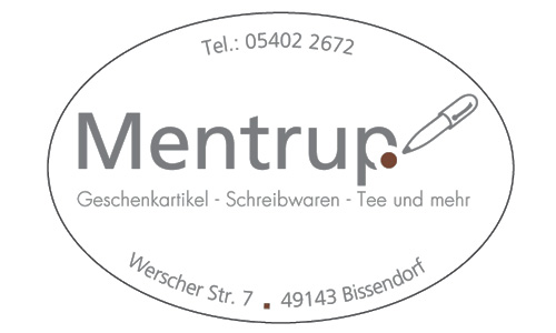 Mentrup ı Schreibwaren und vieles mehr Bissendorf
