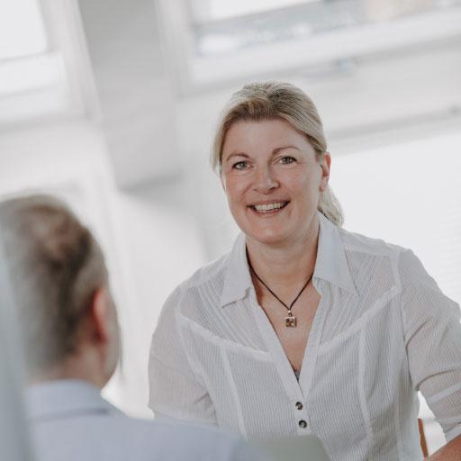 Karen Rathje – Geschäftsführerin von Rathje grafik + design