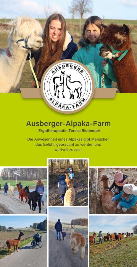 Alpaka-Farm Ausbergen