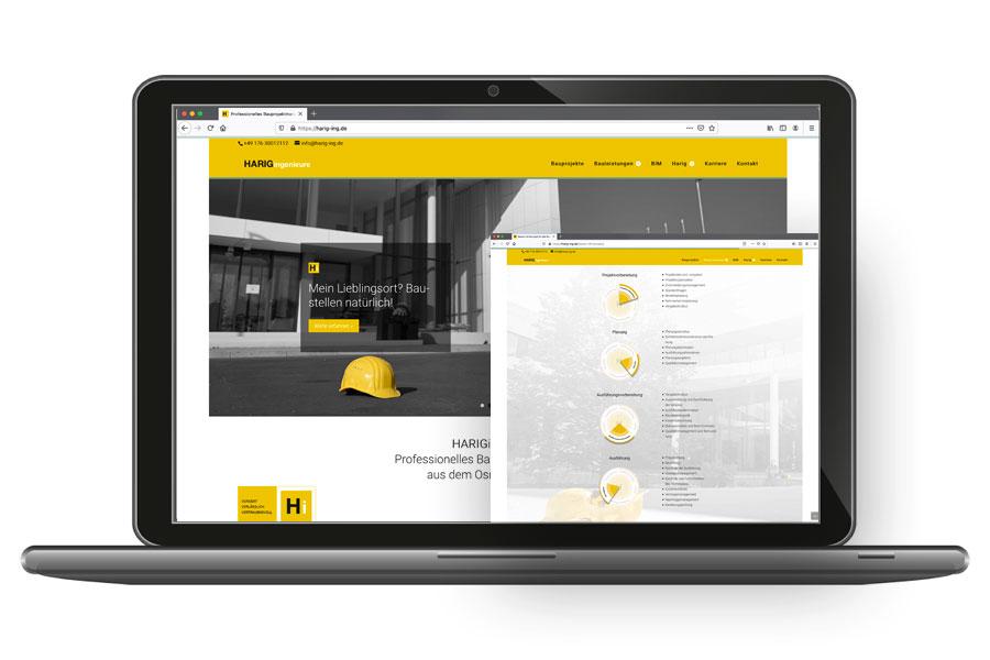 Webpräsenz von BÖSS-Architekten GmbH